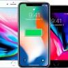 Смартфоны iPhone 8, 8 Plus и iPhone X не будут так сильно терять производительность при устаревании аккумулятора