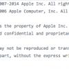 В Сеть попала часть исходного кода iOS, но переживать за безопасность не стоит