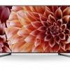 Названы цены на телевизоры Sony 4K HDR серий X850F и X900F