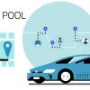 Сервис Uber Express Pool предложит пассажиру немного пройтись перед поездкой и после неё, но это позволит сэкономить