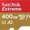 Western Digital называет SanDisk microSD объемом 400 ГБ самой быстрой в мире картой памяти UHS-I