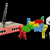 Управление интернет-реле из RouterOS Mikrotik через API