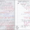 Cжатие и улучшение рукописных конспектов