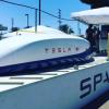 Компания Илона Маска намерена в ближайшее время разогнать тестовый модуль Hyperloop до половины скорости звука