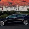 Производство Tesla Model 3 снова остановлено