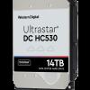 Western Digital представила накопитель Ultrastar DC HC530 объёмом 14 ТБ