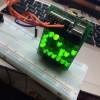 LED матрица на микроконтроллере ATmega328p или самопальный модуль Arduino. Часть первая — Разработка
