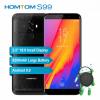 Смартфон Homtom S99 получил аккумулятор емкостью 6200 мА•ч и Android 8.0