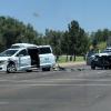 Беспилотный автомобиль Waymo попал в аварию