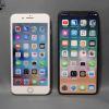 Старшая модель iPhone X (2018) по размеру будет почти такой же, как iPhone 8 Plus