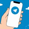 Telegram предлагает пользователям хранить их персональные данные