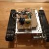 Робот-танк на Raspberry Pi с OpenCV