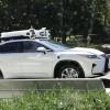 Беспилотные автомобили Apple, судя по всему, пока не готовы к работе без страхующего водителя
