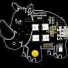 Реверс-инжиниринг прошивки устройства на примере мигающего «носорога». Часть 1