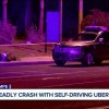 Uber пока отказывается от испытаний беспилотных машин в Аризоне