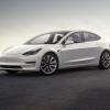 Обновление прошивки электромобиля Tesla Model 3 существенно сокращает тормозной путь