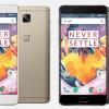 Смартфоны OnePlus 3 и OnePlus 3T научились распознавать пользователей по лицам