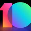 Xiaomi представила оболочку MIUI 10