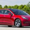После обновления прошивки Tesla Model 3 тормозит лучше и получает рекомендацию Consumer Reports