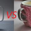 Нужна ли вам «умная» кружка или достаточно обычной, или как быстро остывает кофе