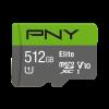 Карта памяти PNY Elite microSDXC Card CL 10 объёмом 512 ГБ оценена в 350 долларов