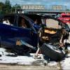 Батарея электромобиля Tesla Model X, устроившего смертельное ДТП, через пять дней загорелась повторно