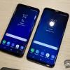 Аппараты Samsung Galaxy S9 стали самыми продаваемыми в мире смартфонами