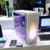 Разработчики превратили всю переднюю панель корпуса In Win 307 в дисплей