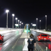 Lamborghini Huracan и Ferrari 488 GTB сравнили в дрэг-гонке