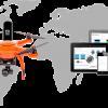 DIY автономный дрон с управлением через интернет