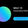 Xiaomi начала распространение бета-версии MIUI 10 для совместимых смартфонов