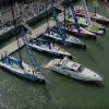 Volvo провела живую демонстрацию системы автоматической швартовки для яхт