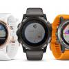 Garmin представила свои первые умные часы с пульсоксиметром