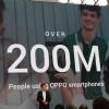Oppo объявила о 200 млн активных устройств, включая 90 млн смартфонов с быстрой зарядкой VOOC