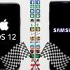 iPhone X на iOS 12 против Samsung Galaxy S9+: тест на скорость