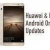Huawei обновила перечень смартфонов, которые получат Android Oreo