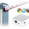 Доработка модуля шлагбаума Doorhan GSM для управления через интернет