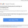 Google и HTTP