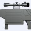 Первая в мире лазерная штурмовая винтовка сделана в Китае