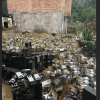 Великий потоп XXI века. В Китае наводнение уничтожило десятки тысяч майнинговых ферм