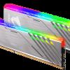 Начались поставки наборов модулей памяти Gigabyte Aorus RGB, включающих пустышки с подсветкой