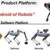 Презентация робота SpotMini от Boston Dynamics