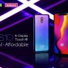 Leagoo S10 станет первым доступным смартфоном с подэкранным сканером отпечатков пальцев