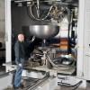 В Lockheed Martin «напечатали» из титана деталь диаметром 1,16 м для космического аппарата