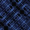 Бесконечный узор на основе простых чисел
