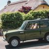 У найденного на ферме Range Rover оказались королевские корни