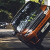 Land Rover побил рекорд езды на двух колёсах