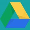 В Google Drive уже 1 миллиард пользователей