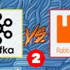RabbitMQ против Kafka: применение Kafka в событийно ориентированных приложениях