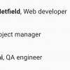 Работа с данными в Angular